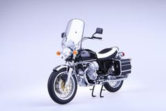 model motorcykel Arkivbild