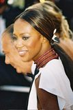 Model Naomi Campbell Stock Images