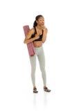 Model odizolowywający z sekretem Fotografia Royalty Free