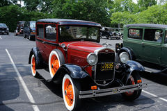 Model A Stock Image
