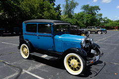 Model A Royalty Free Stock Image