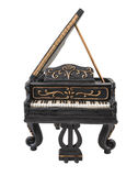 Model of piano Stock Images
