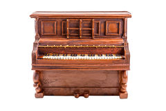 Model of piano Royalty Free Stock Images