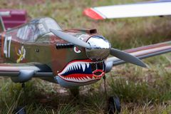 Model Plane stock images