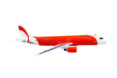 Model of plane Royalty Free Stock Images