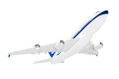 Model of plane Stock Photo