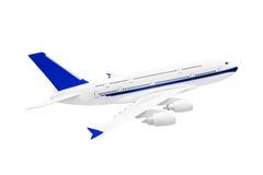 Model of plane Royalty Free Stock Photos
