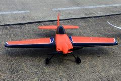 Model of plane Stock Image