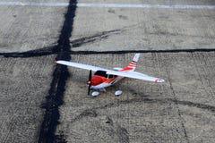 Model of plane Royalty Free Stock Image