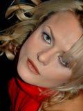 Model Portrait Stock Photo