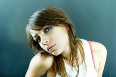 model posera Fotografering för Bildbyråer
