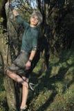 model posera för natur arkivfoton