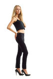 Model posing Stock Photo