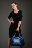 Model posing Royalty Free Stock Image