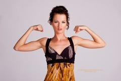 Model power Stock Photography