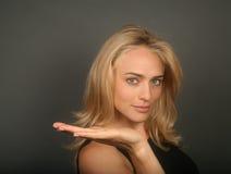 Model Presenting Stock Photos