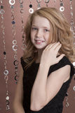 Model preteen Stock Photo