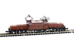 Model railroading Royalty Free Stock Photo