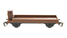 Model of railway Royalty Free Stock Photography