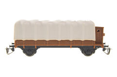 Model of railway Stock Photo