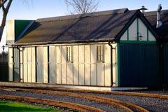 Model railway Royalty Free Stock Photo