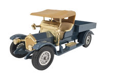 Model of retro car Stock Images