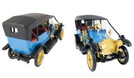 Model of retro car Stock Photos
