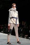 model rosyjski tydzień mody Fotografia Royalty Free