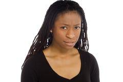 Model sadness upset worried Stock Photography