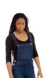 Model sadness upset worried Stock Photos