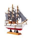 Model of sailing ship Royalty Free Stock Photos