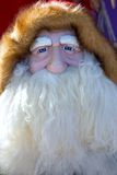 Model of Santa Claus or Father Christmas Royalty Free Stock Photo