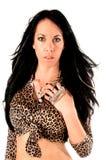 model sexigt för glamour Fotografering för Bildbyråer