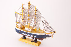 Model of ship Royalty Free Stock Photo