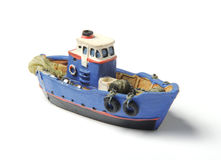 Model ship Stock Images
