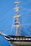 Model ship Constitution Stock Photos