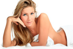 Model spa Royalty Free Stock Photos