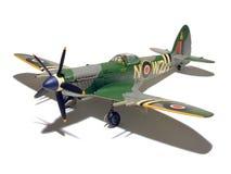 model statku powietrznego zdjęcie stock