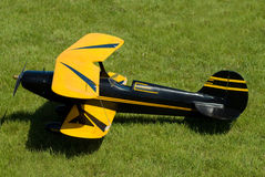model statku powietrznego Zdjęcie Royalty Free