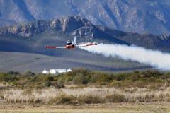 A model stunt  jet plane Royalty Free Stock Photo