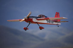 A model stunt plane Stock Photography