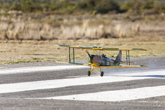 A model stunt plane Royalty Free Stock Image