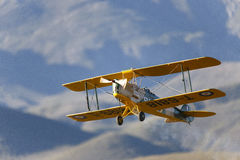 A model stunt plane Royalty Free Stock Photos