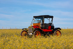 Model t car Stock Image