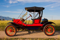 Model-T Ford Royalty Free Stock Photos