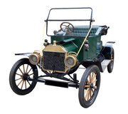 Model t ford isolated
