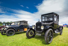 Model T Ford royalty free stock image