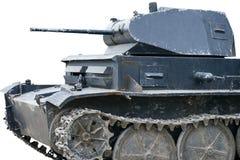 Model tank Stock Photo