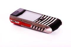model telefonöverkant Royaltyfri Foto