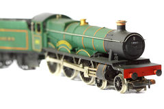 Model toy train B Stock Image